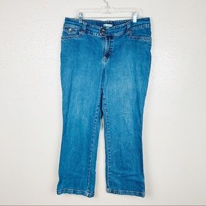 Lee Natural Boot Cut Jeans 18W